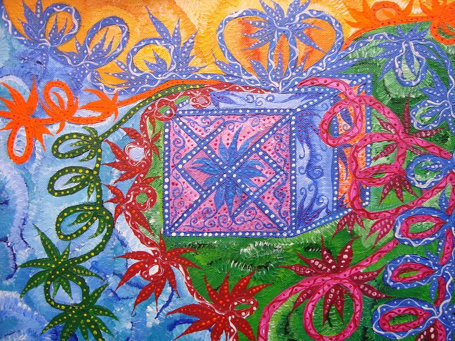 Symbol Painting - Gift by Joanna Pilatowicz