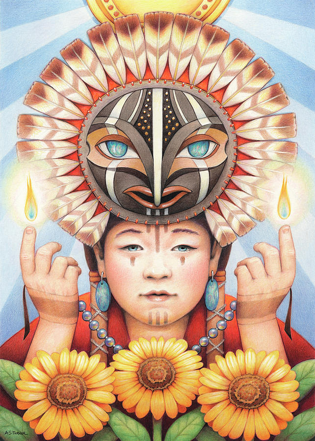 Gifts of the Sun Spirit by Amy S Turner