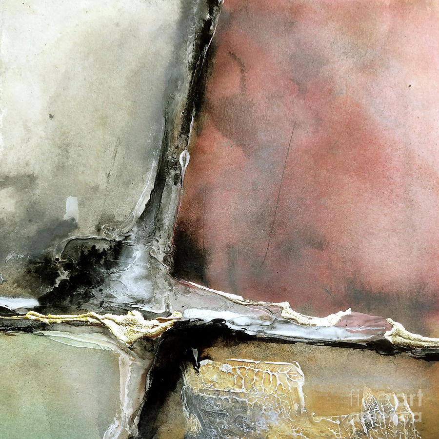 Gilded Crevice 7 by Chris Paschke