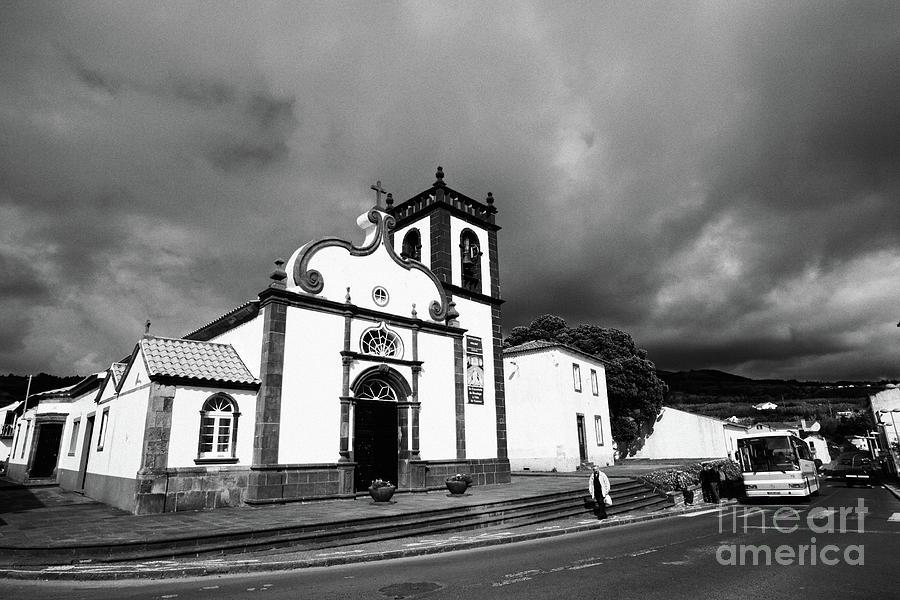 Village Photograph - Ginetes - Azores Islands by Gaspar Avila
