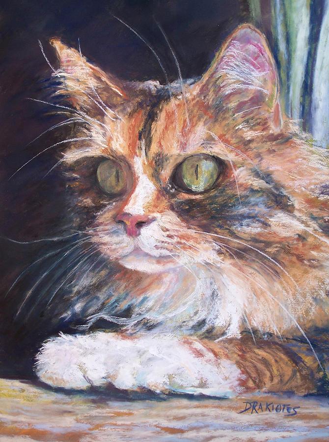 Original Pastel Pastel - Ginger - Ly by Alicia Drakiotes