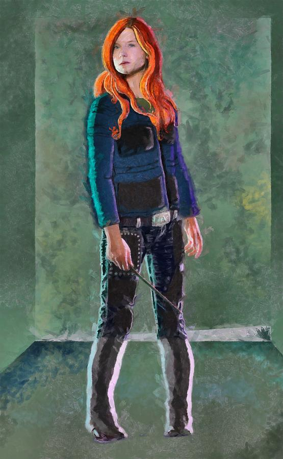 Ginny Weasley by Caito Junqueira