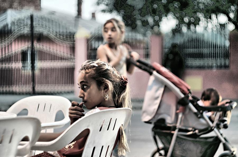 Gipsy Kids Photograph by Andrei Constantin Visan Preda