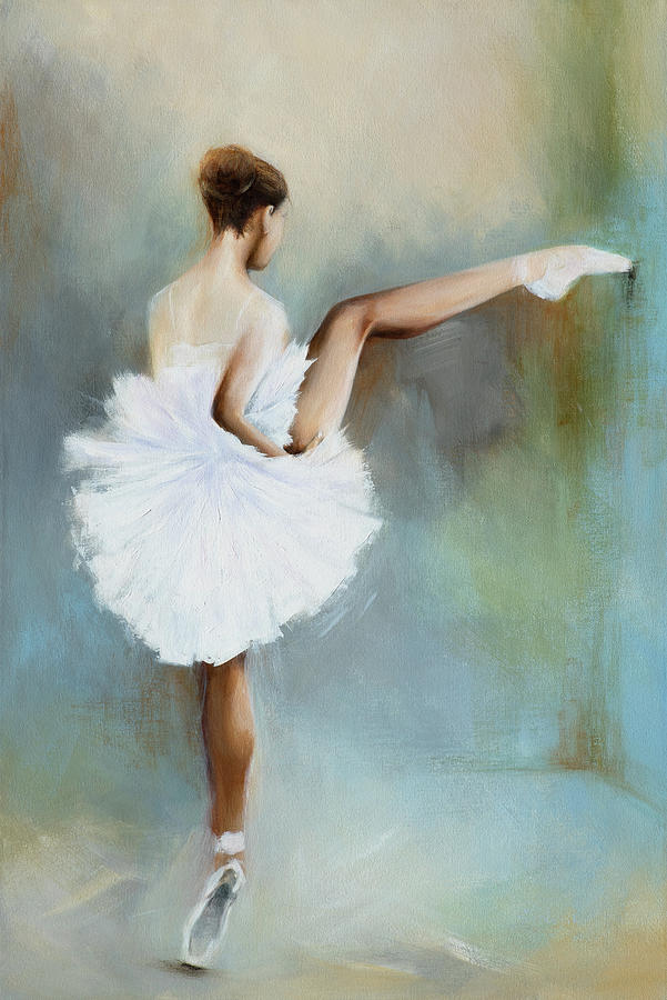 Girl in Tutu by Nicole Daniah Sidonie