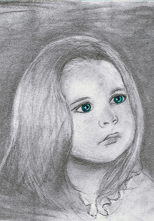 Girl by Renata Vincoletto