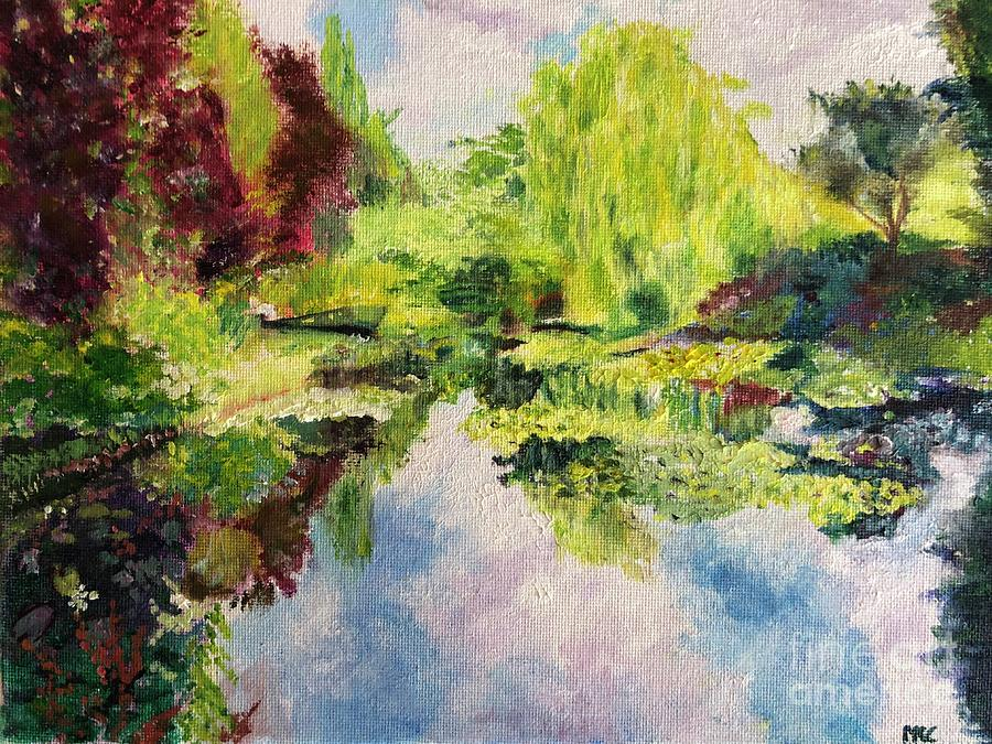 Giverney by Mary K Conaboy