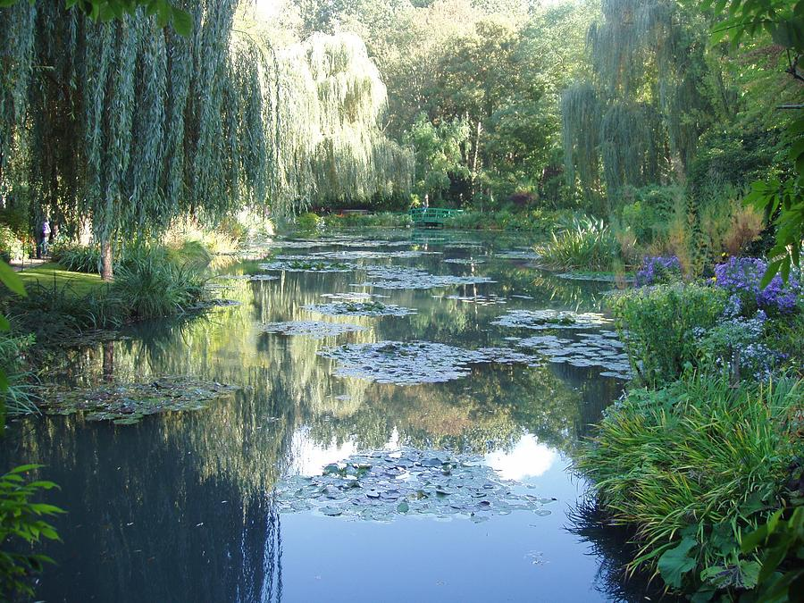 France Photograph - Giverny Viii by Wendy Uvino