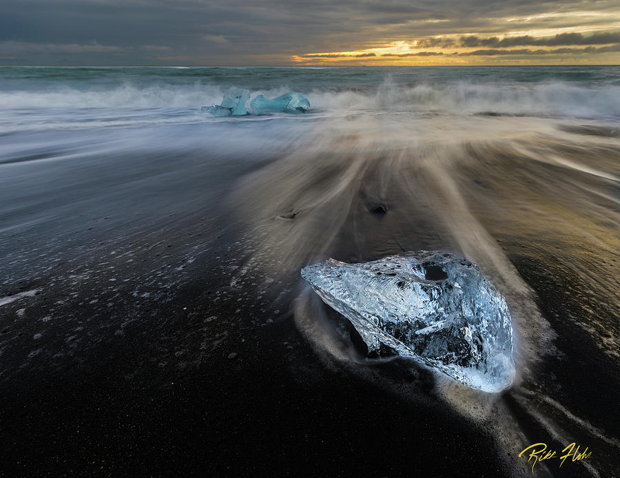 Glacial Shard by Rikk Flohr