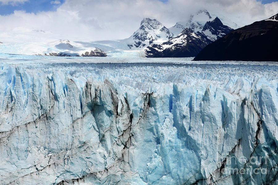 Patagonia Photograph - Glaciar Perito Moreno Patagonia 3 by Bob Christopher