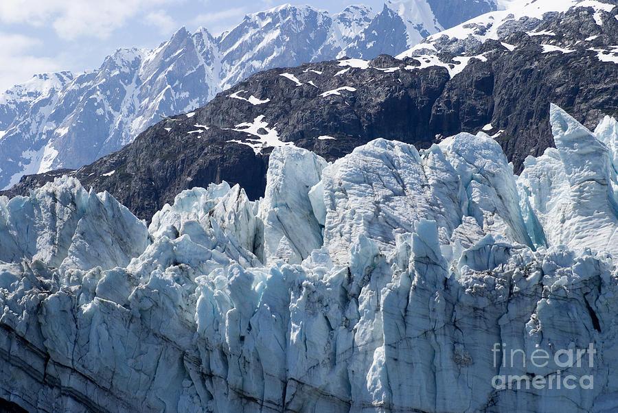 Alaska Photograph - Glacier Bay, Alaska by Dani Prints and Images