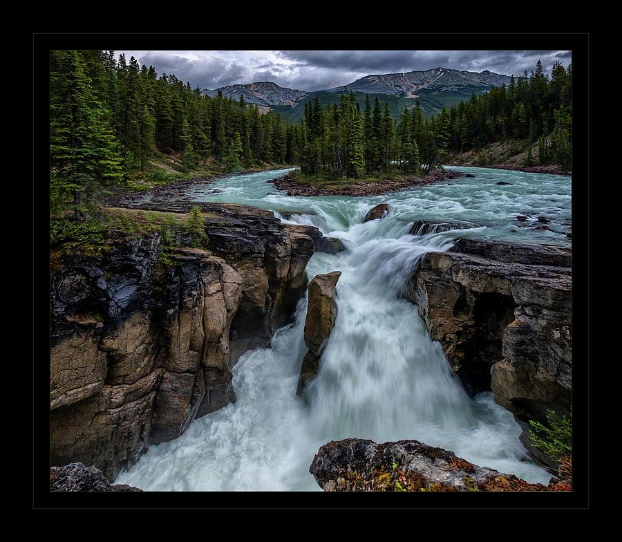Glacier Falls by Jaki Miller