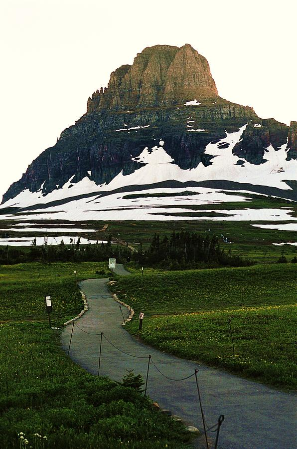 Glacier National Park Photograph - Glacier National Park 8 by Deahn      Benware