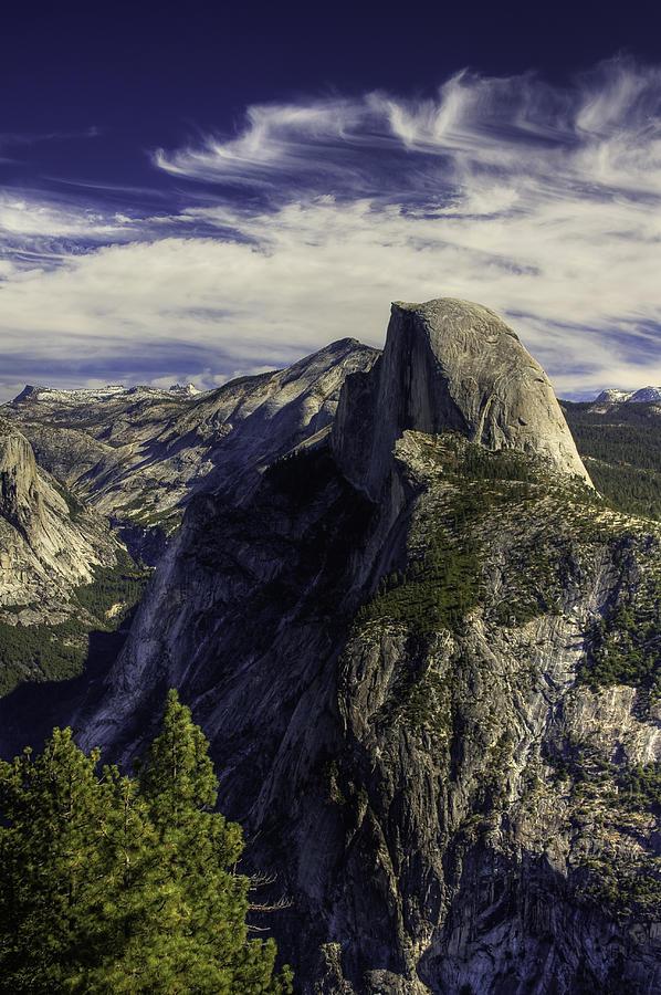 Yosemite Photograph - Glacier Point by Jim Riel