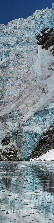 Glacier Reflected by Carol Beverly