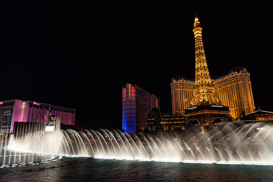 Glamour Music and Shine - Viva Las Vegas by Georgia Mizuleva