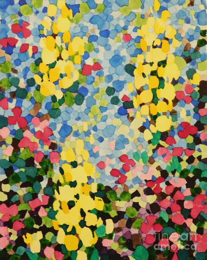Glass Garden by CHERYL EMERSON ADAMS