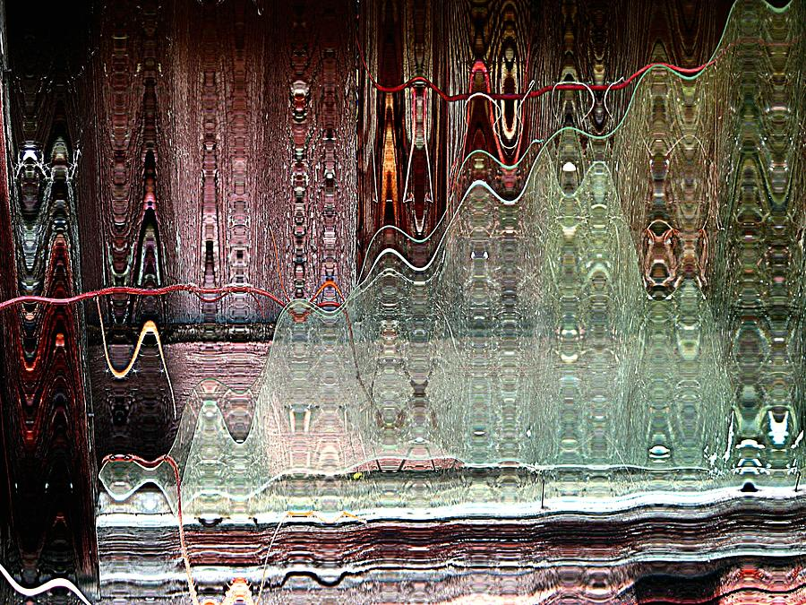 Glass Photograph - Glass House by Shirley Sirois