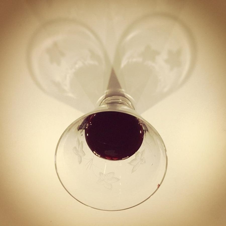 Miami Photograph - Glass Of Wine, #juansilvaphotos by Juan Silva