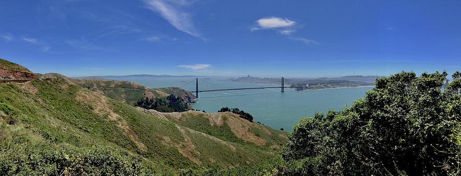 Golden Gate Entry by Chris Alberding