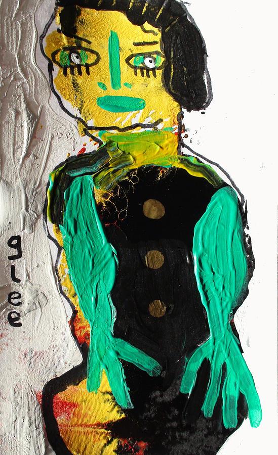 Glee Painting by Annette Labedzki