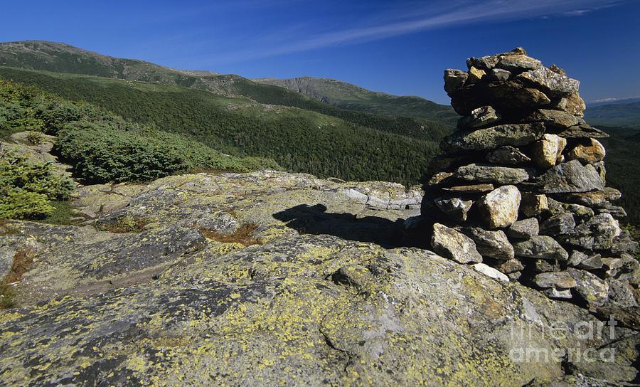 Alpine Zone Photograph - Glen Boulder Trail - White Mountains New Hampshire Usa by Erin Paul Donovan