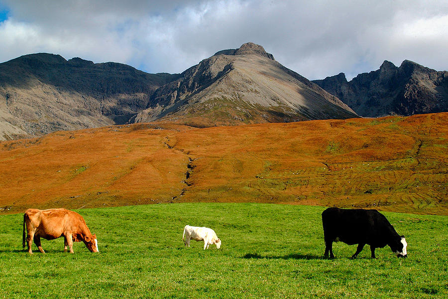 Glen Brittle Isle of Skye by John McKinlay