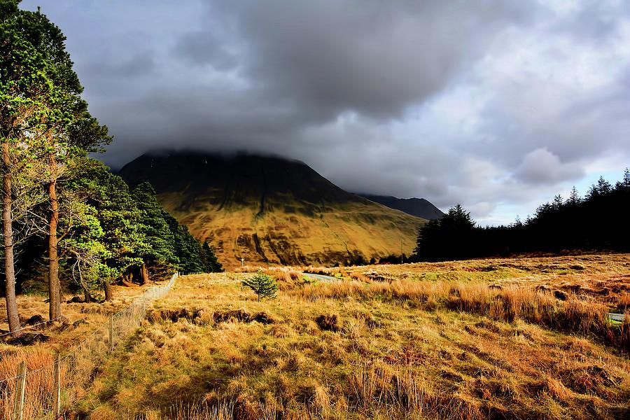 Isle Of Skye Photograph - Glen Brittle by Smart Aviation