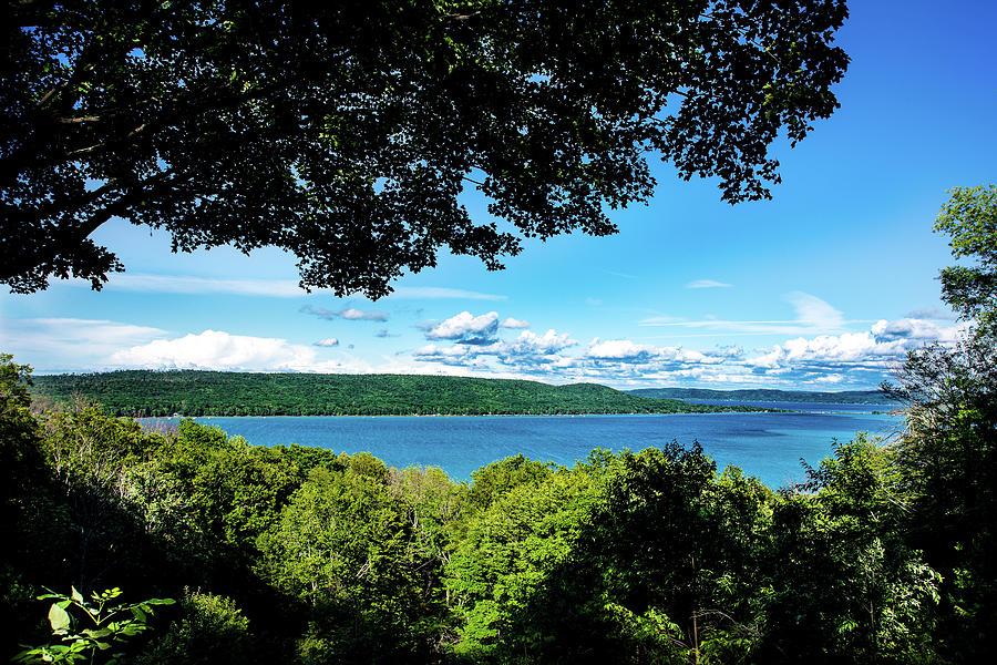 Glen Lake Photograph