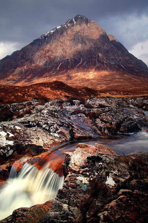 Glencoe Buachaille Etive Mor by John McKinlay