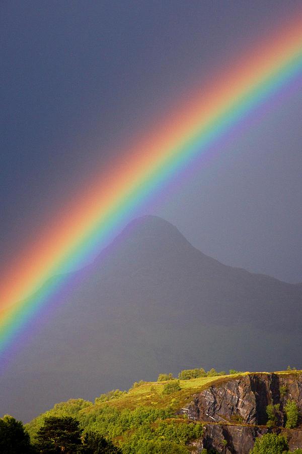 Glencoe Rainbow by John McKinlay