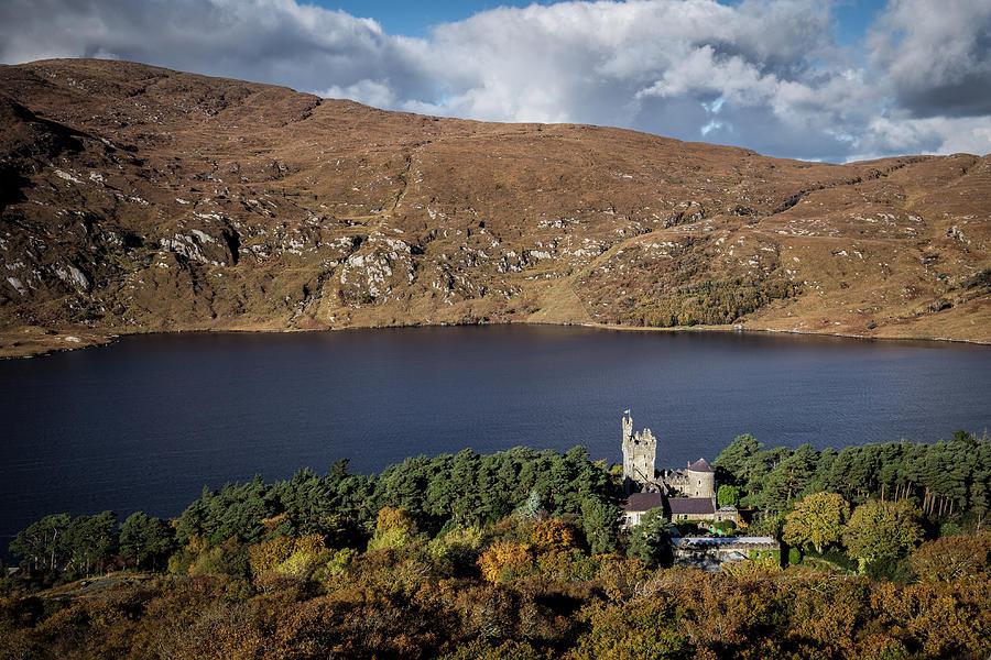 Glenveagh Castle 1, Donegal Photograph