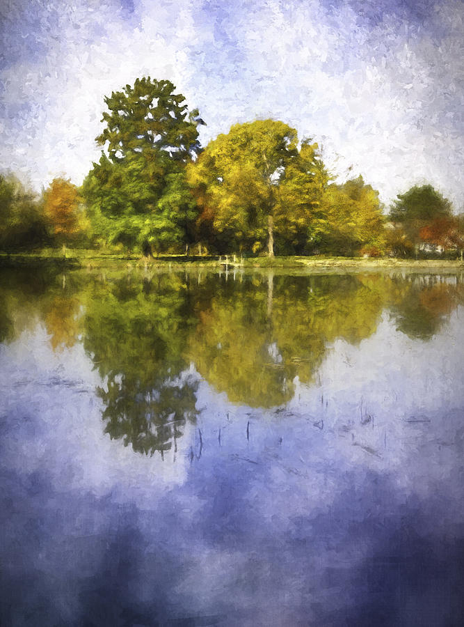 Pond Photograph - Glenview Impressions by Scott Norris