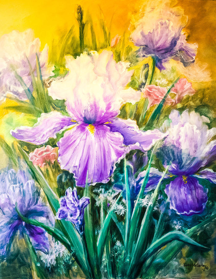 Glimple of Spring II by Kirby McCarley