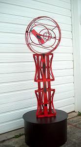 Sculpture Sculpture - Global Manuscript by Richard Beau Lieu