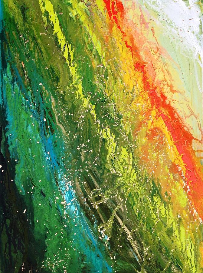 Global Warming Painting By Ivy Stevens Gupta
