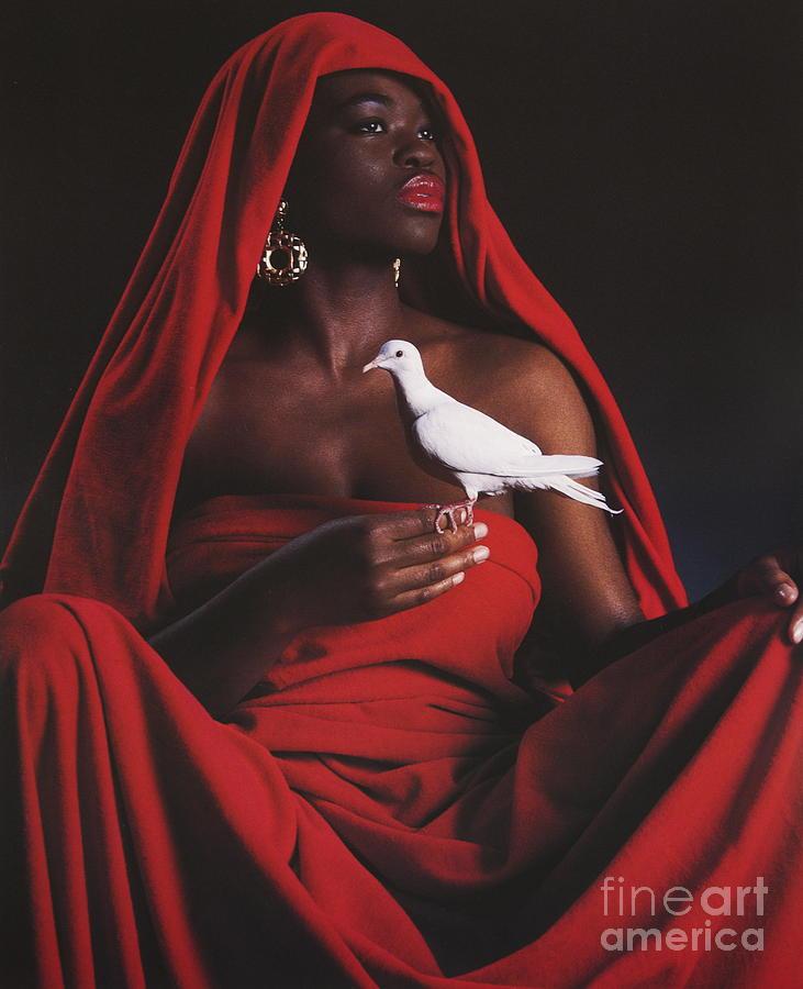 GloriAfrika Photograph by Joseph A Beasley Jr