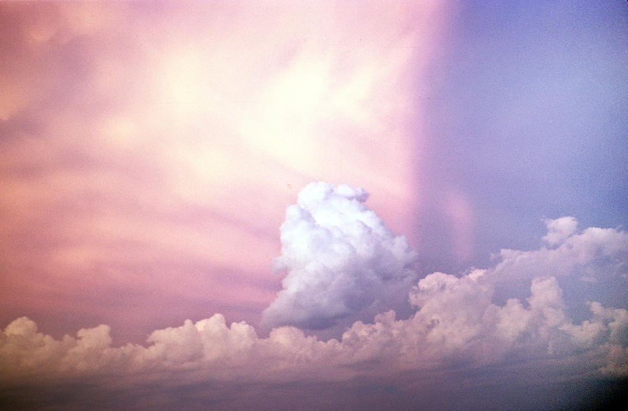 Clouds Photograph - Glories Of Heaven by Douglas Barnett