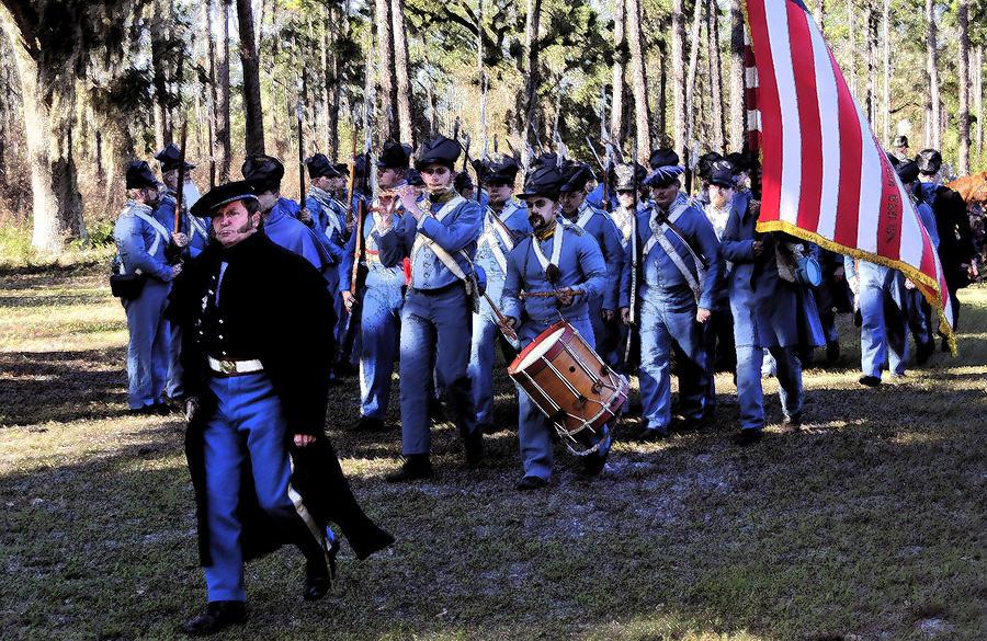 U.s. Army Painting - Glory Bound by David Lee Thompson