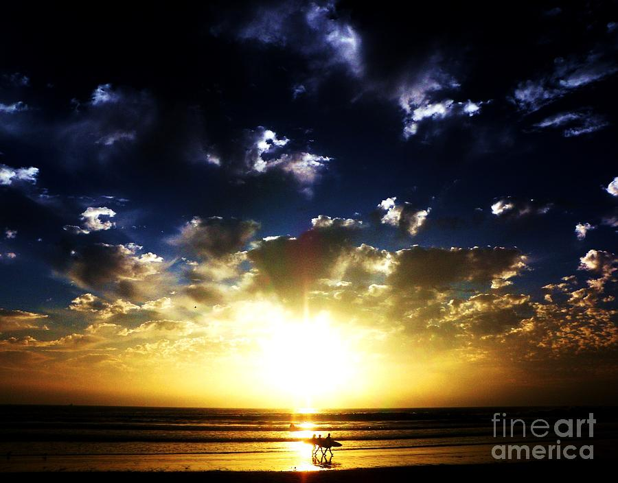 Sunsets Photograph - Glory by Daniele Smith