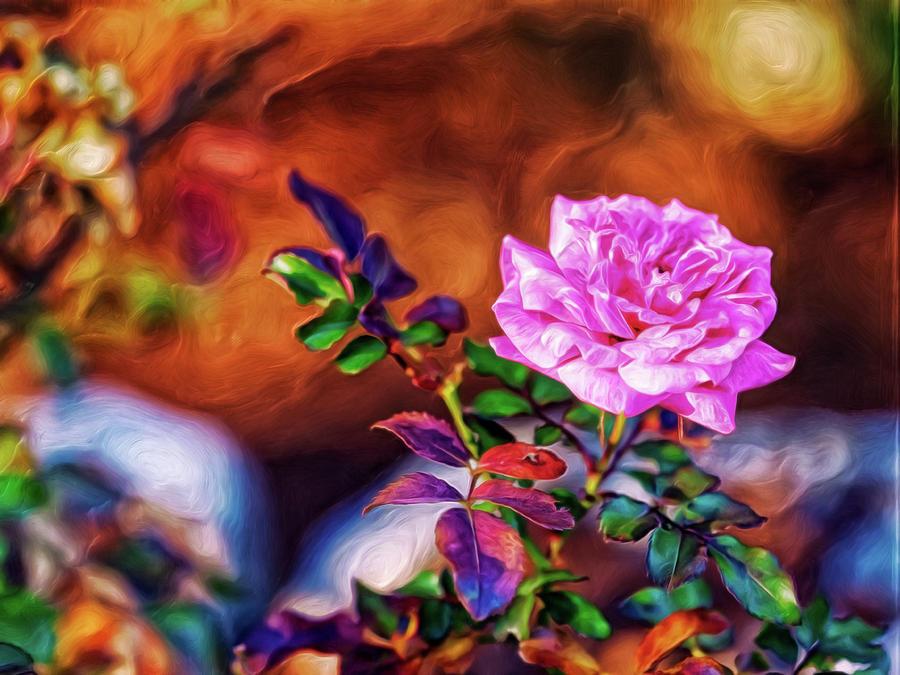 Glory Digital Art by Doctor MEHTA