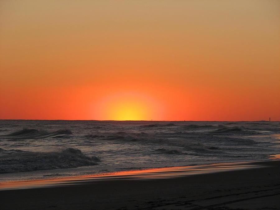 Glowing Ocean by SJ Lindahl