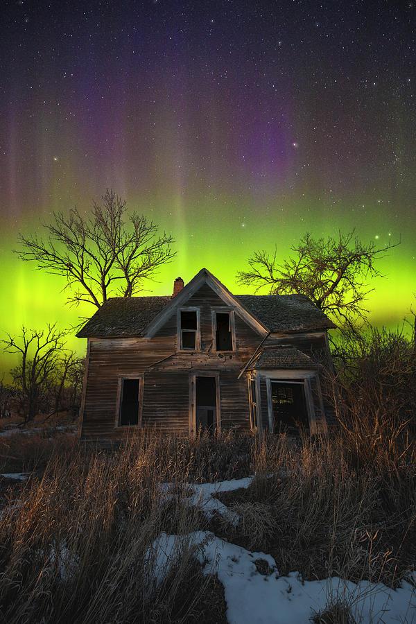 Stars Photograph - Go Back To Sleep  by Aaron J Groen