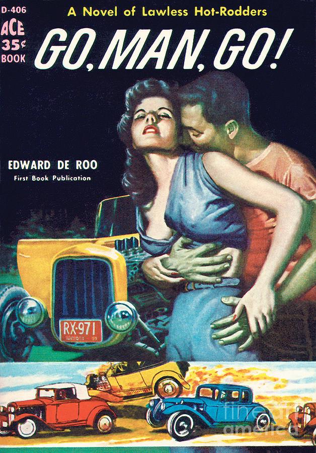GO, MAN, GO by Lou Marchetti
