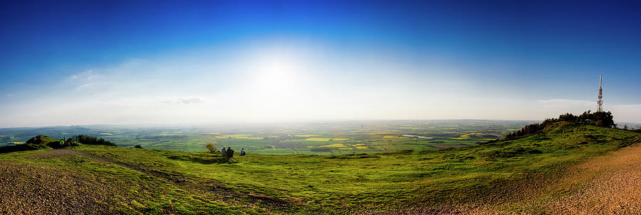 Wrekin Photograph - Go West by Steve Elliott