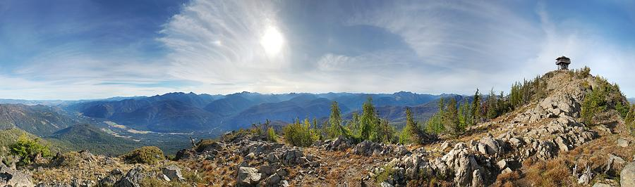 Goat Peak by Thomas M Pikolin