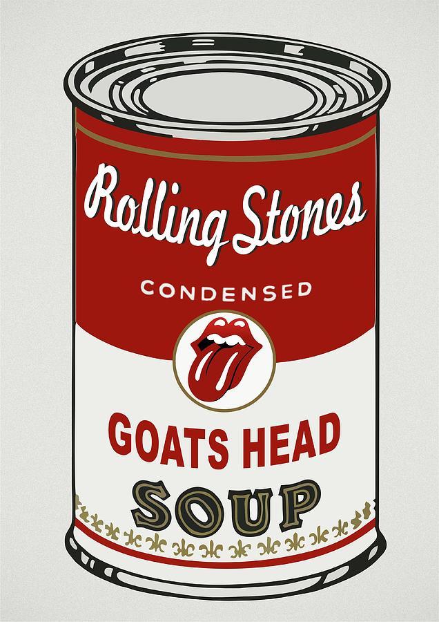 Tomato Digital Art - Goats Head Soup  by Tony Leone