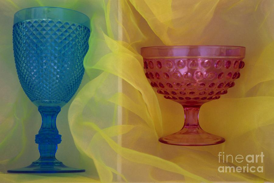 Color Photograph - Goblet Series by Tamarra Tamarra