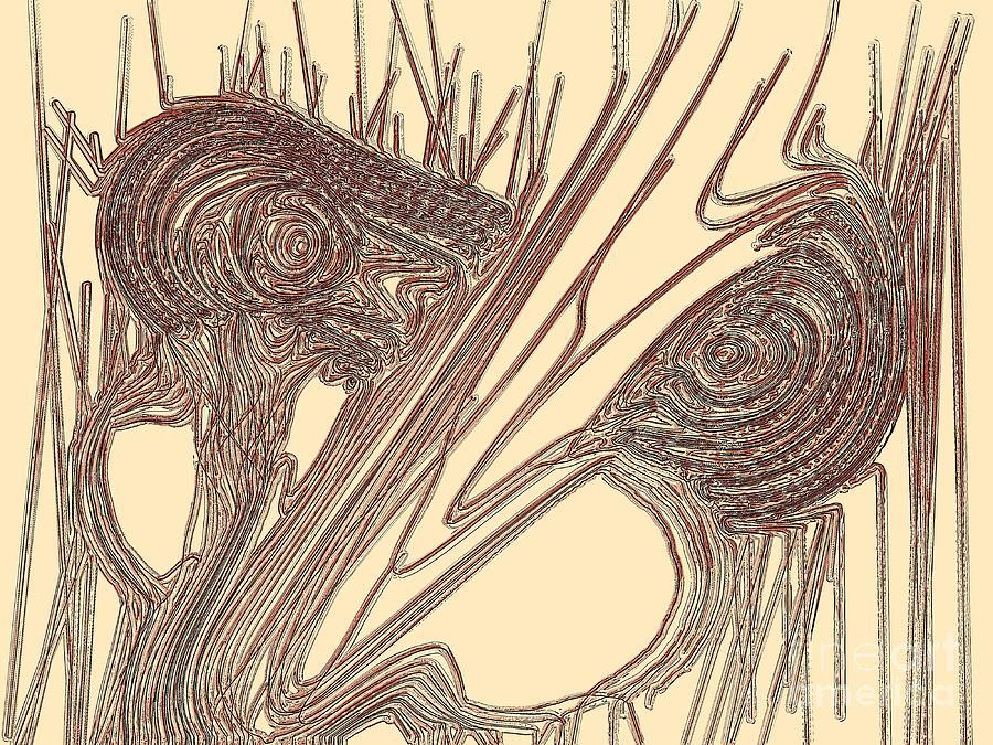 Goblin Digital Art - Goblin by Patrick Guidato