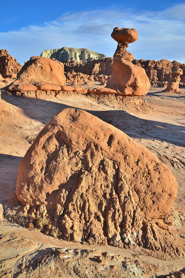 Goblin Valley State Park Photograph