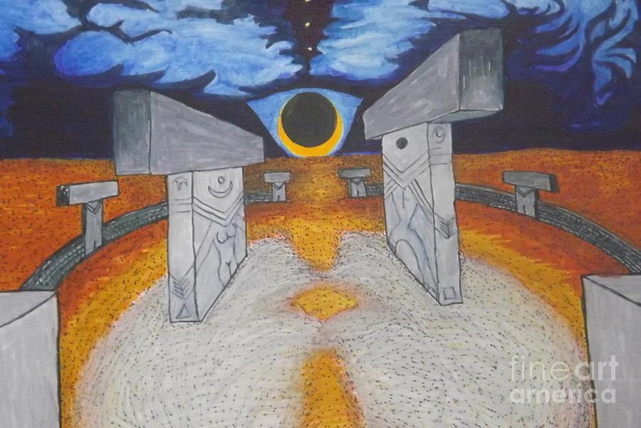 Goblitechi vision eclipse by Ronda Douglas